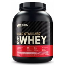 100% Whey Gold Standard, 2.27kg (Delicious Strawberry)