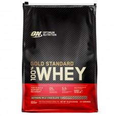 100% Whey Gold Standard, 4.54kg (Extreme Milk Chocolate)