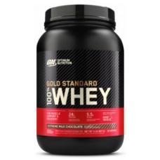 100% Whey Gold Standard, 907g (Extreme Milk Chocolate)
