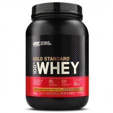 100% Whey Gold Standard, 907g (Chocolate Peanut Butter)