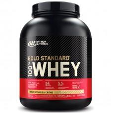 100% Whey Gold Standard, 2.27kg (French Vanilla Creme)