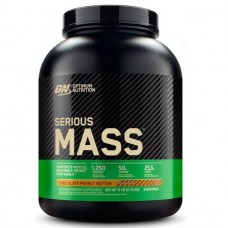 Serious Mass 6 lb (2720 г.) - Шоколад-арахисовое масло