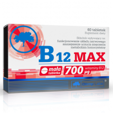 B12 MAX, 60 tabl