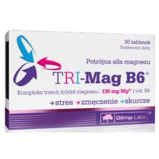 TRI- Mag B6, 30 tabs