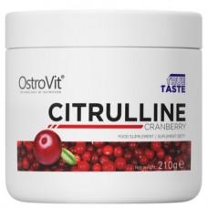 Citrulline, 210g (Клюква)