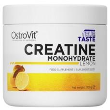 Creatine Monohydrate, 300g (Лимон)