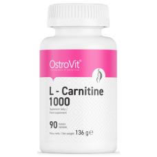 L-Carnitine 1000, 90 tabs