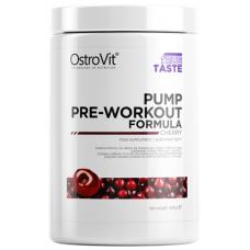 PUMP Pre-Workout Formula, 500g