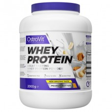 Whey Protein, 2000g (Peanut Butter)