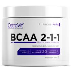 BCAA 2-1-1 Supreme Pure , 200g