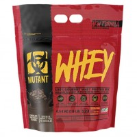 Mutant Whey, 4.54kg (Chocolate Fudge Brownie)