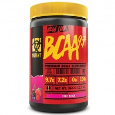 ВСАА 9.7, 30 servings (Fruit Punch)