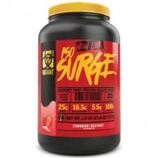 Mutant Iso Surge 1.6 lb (727g) - Strawberry Milkshake