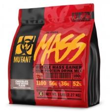 Mutant Mass 5 lb (2240g) - Chocolate Fudge Brownie