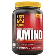 MUTANT AMINO 1300mg, 600tabs