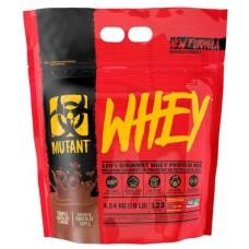 Mutant Whey, 4.54 kg (Тройной шоколад)