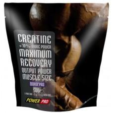 Creatine Maximum Recovery, 500g (Виноград)