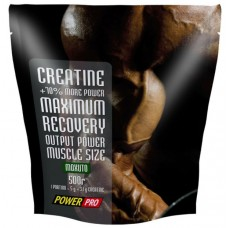 Creatine Maximum Recovery, 500g (Мохито)