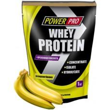 Whey Protein, 1кг (Банан)