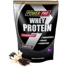 Whey Protein, 1кг (Ваниль)