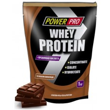 Whey Protein, 1кг (Шоколад)