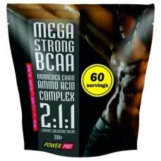 BCAA 2-1-1 Mega Strong, 300г