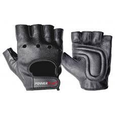 Перчатки для фитнеса PowerPlay 1572 Черные