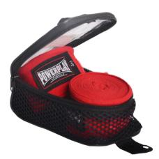 Бинты для бокса PowerPlay 3047 (Красные)