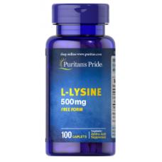 L-Lysine 500 mg, 100 capts