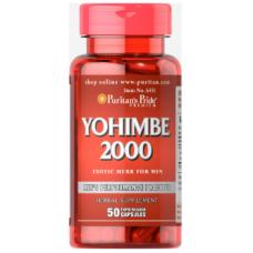 Yohimbe 2000, 50caps