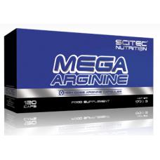 Mega Arginine, 120 caps