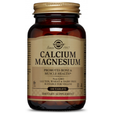 Calcium Magnesium, 100 tabs