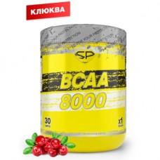 BCAA 8000, 300g (Клюква)