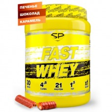 FAST WHEY PROTEIN, 900g (Твикс)