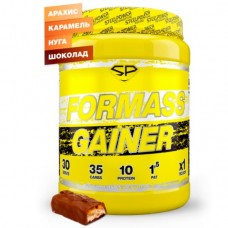 FOR MASS GAINER, 1500g (Сникерс)