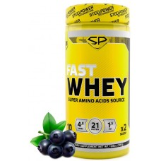 Fast Whey Protein, 300g (Черника)