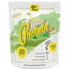 Whey Protein, 1000g, (Фисташковое мороженое)