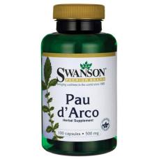 PAU D'ARCO 500 mg, 100 caps