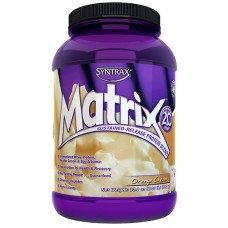 Matrix 2.0, 907g (Апельсиновый крем)