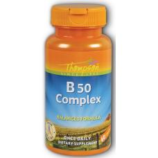 B50 Complex, 60 Capsules