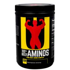 100% Beef Aminos, 200 tabs