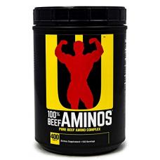 100% Beef Aminos, 400 tabs