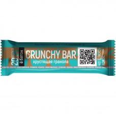 Протеиновый батончик CRUNCHY BAR, со вкусом кокоса, 40г