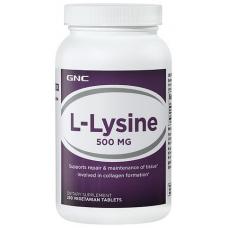 L-Lysine 500, 250 tabs