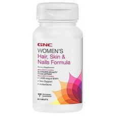 Hair, Skin & Nails Formula, 60 Caplets