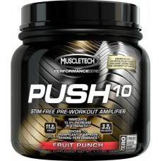 Push 10 Pre-Workout, 500 гр