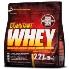 WHEY Mutant 2720g (2270 + 450 FREE)