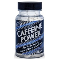 Caffeine Power 200mg, 100caps