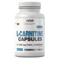 L-Carnitine 1500, 90 caps