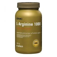 Arginine 1000, 90 Caplets (аргинин)